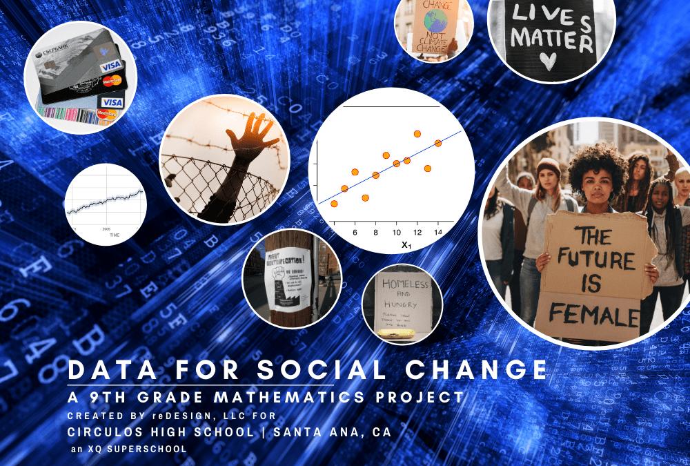 CBL Curriculum: Data for Social Change, HS
