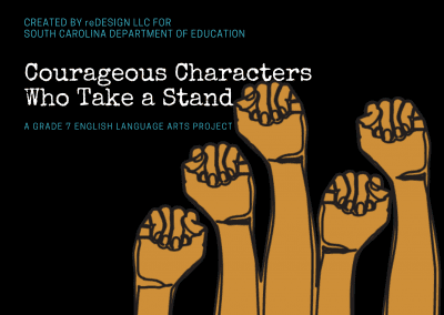 CBL Curriculum: Courageous Characters Who Take a Stand, MS