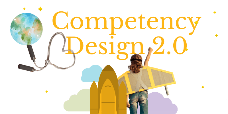 Online Course: Competency Design 2.0