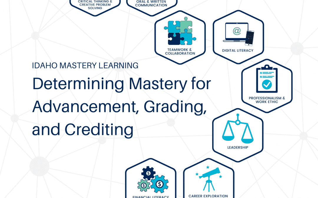 Determining Mastery for Advancement, Grading, and Crediting