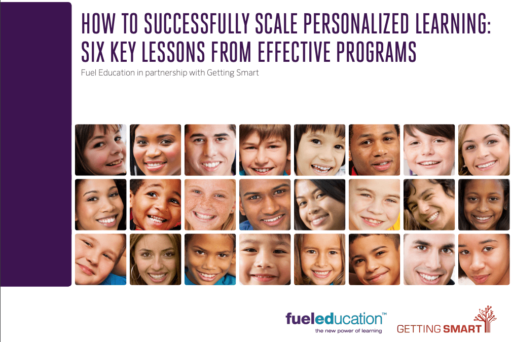How to Scale Personalized Learning?
